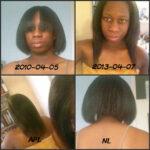My Hair Journey '10 – '13