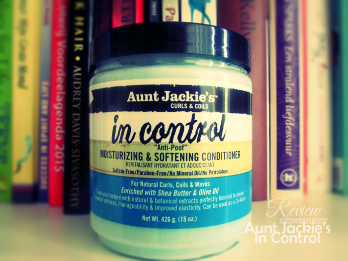 Review Aunt Jackie's In Control Conditioner