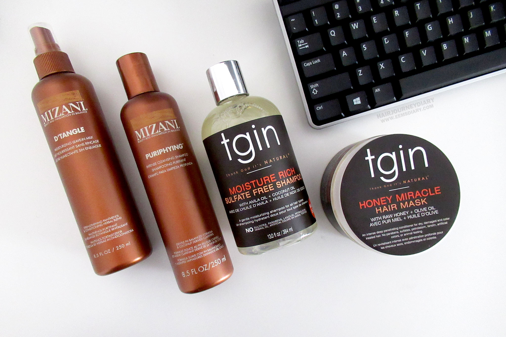 clarifying wash treatment